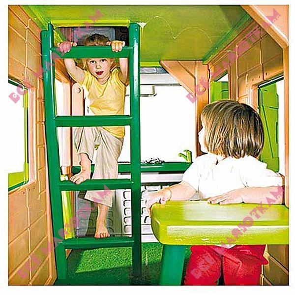 Детский дом двухэтажный