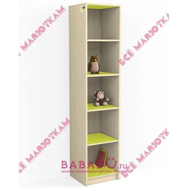Книжные шкафы : стеллаж открытыми полками астро ufokids.